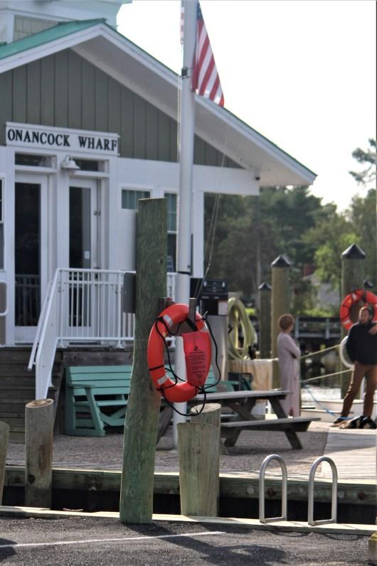 Onancock Wharf, Onancock, VA