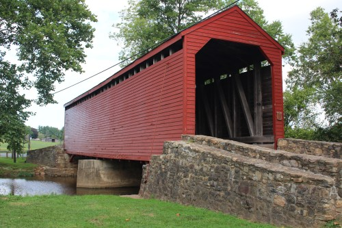 Loys Station Covered Bridge, Maryland
