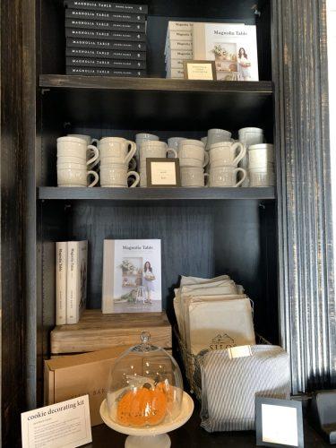 Cookbooks at Silos Baking Co, Waco, TX, Chip & Joanna Gaines