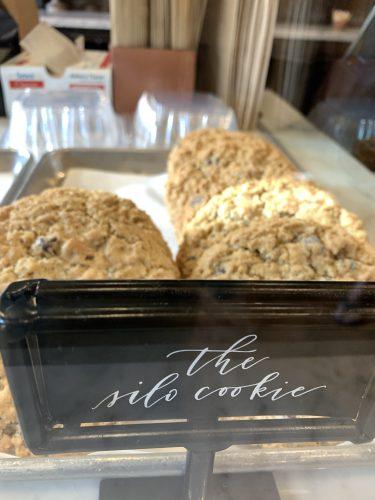 Silo cookies, Silos Baking Co, Waco TX