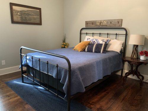 Bedroom 2, Fixer Upper home, Waco, Texas