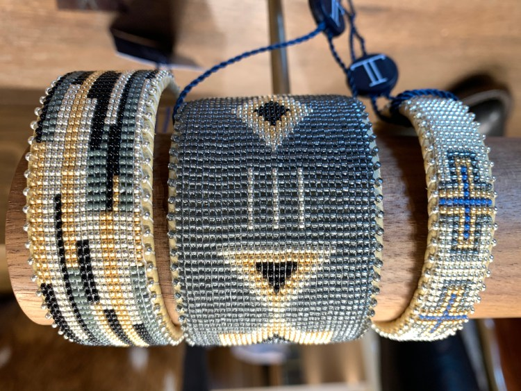 Beaded Bracelets, Lucchese in Ft. Worth Stockyards