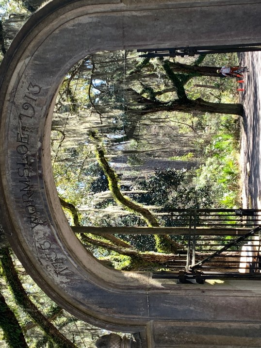 Entryway, Wormsloe Historic Site, GA