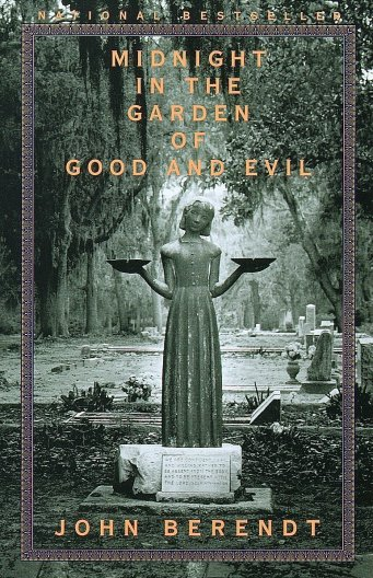 Midnight in Garden of Good and Evil book jacket