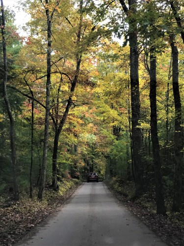 Great Smoky Mountains Fall Drive