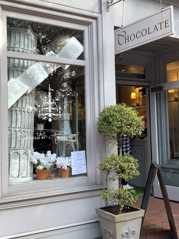 Chocolat by Adam Turoni, Savannah, GA