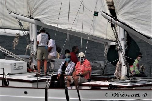 Sailing the Chesapeake Bay, Annapolis, Maryland