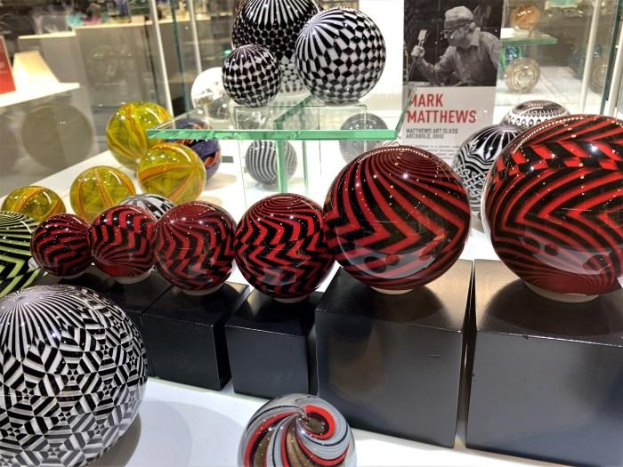 Mark Matthews Glass Corning Museum