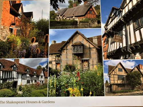 Shakespeare Houses and Gardens