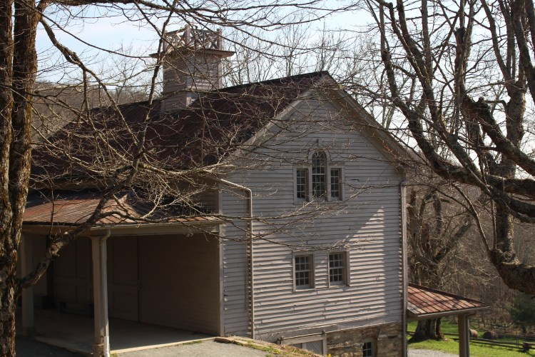 Carriage House at Mose Cone Memorial Park, Blowing Rock, NC