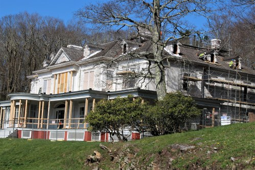 Flat Top Manor, Moses Cone Park, Blowing Rock, NC