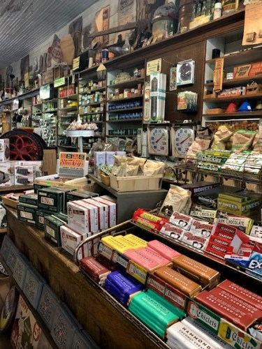 Candy aisle, Mast General Store, Valle Crucis, NC