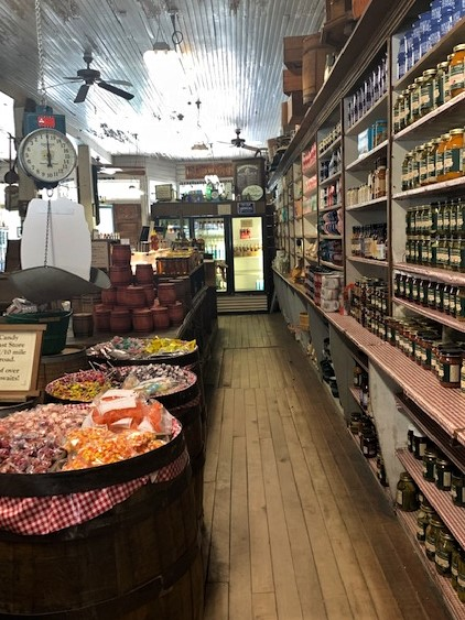 Penny candy, Mast General Store, Valle Crucis, NC