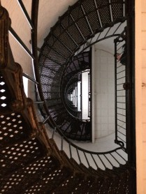 Stairwell at St. Augustine Lighthouse