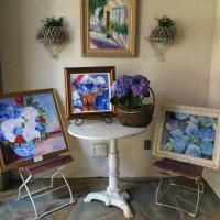 The art of Melanie Wood: Dogwood Art DeTour 2015