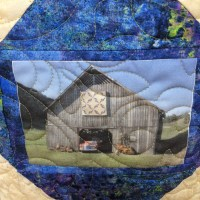 Eye candy for quilters:  East Tennessee Shop Hop 2015 (Part I)