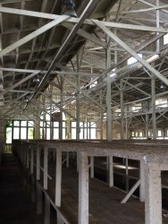 Exhibit structures: Poultry Barn, Knoxville, TN