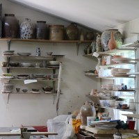 Outstanding in any field:  Michael Kline Pottery