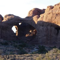 Layer cakes and windows:  Arches National Park, Utah