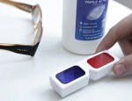 3D Glasses Contact Lens Case