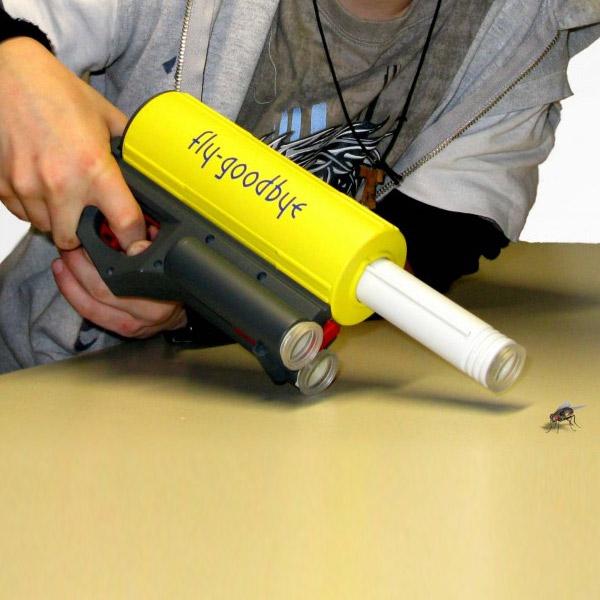 Bug Vacuum Gun