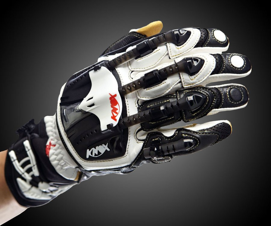 Exoskeleton Armor Gloves