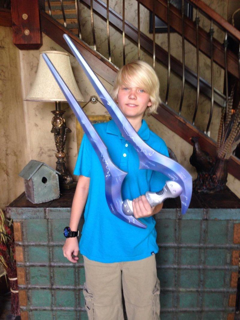 Foam Energy Sword
