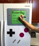Game Boy Fridge Magnets