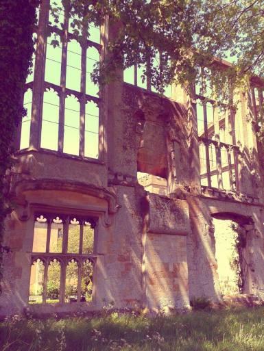 Ruined windows