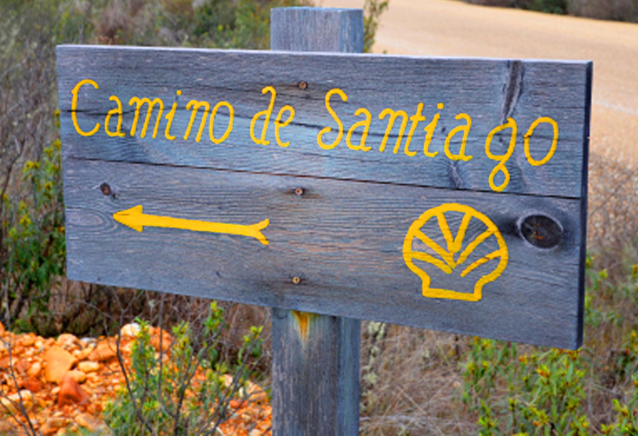 Camino de Santiago Spain