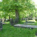 Old Burying Ground Graves 1