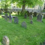 Old Burying Ground Graves 2