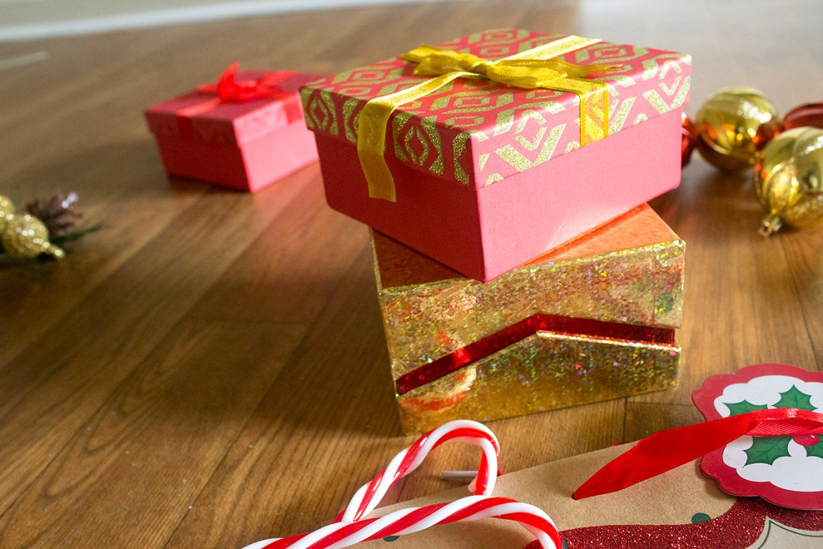 Why You Should Buy Your Own Gift This Christmas
