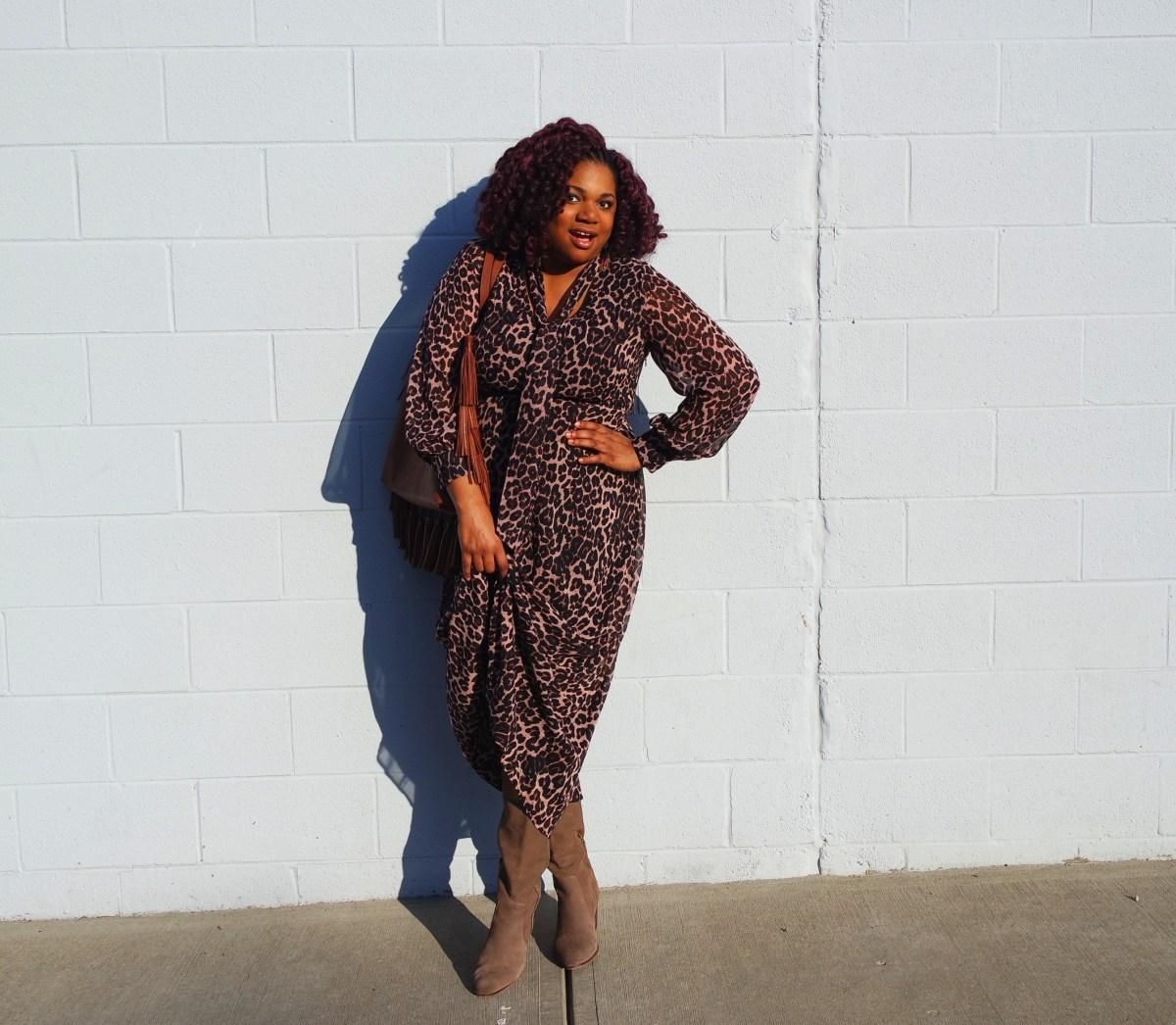 Style Sunday | 2 Ways To Wear Leopard Print
