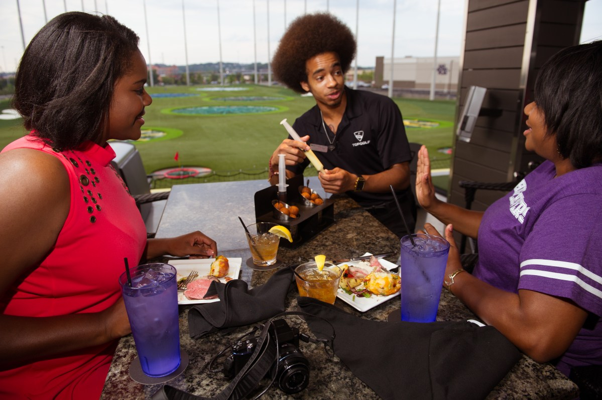 TopGolf Cincy + Giveaway