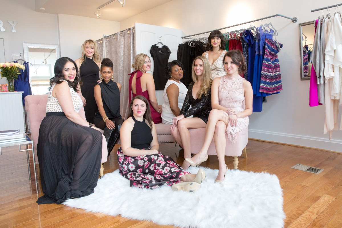 Sparkle on New Year's Eve with Finery  Boutique