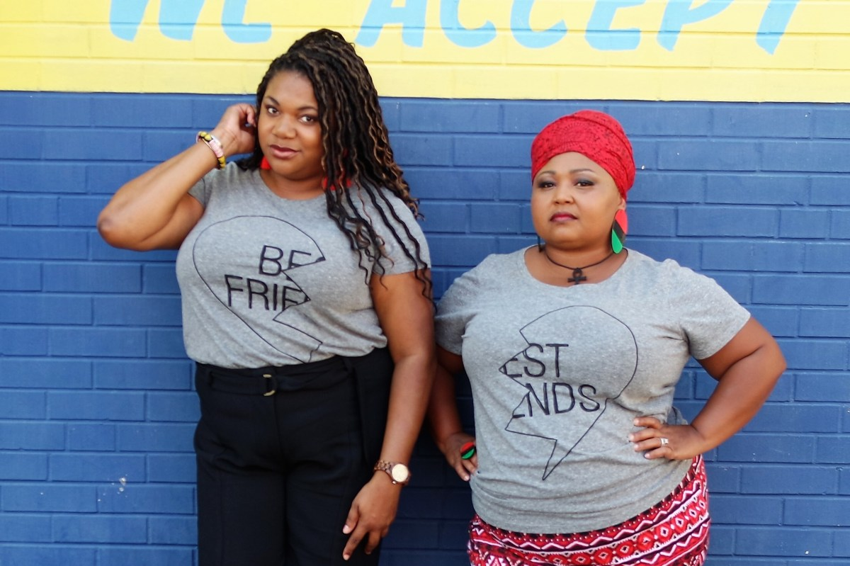 We Are Rooting For #blackgirlfriendships