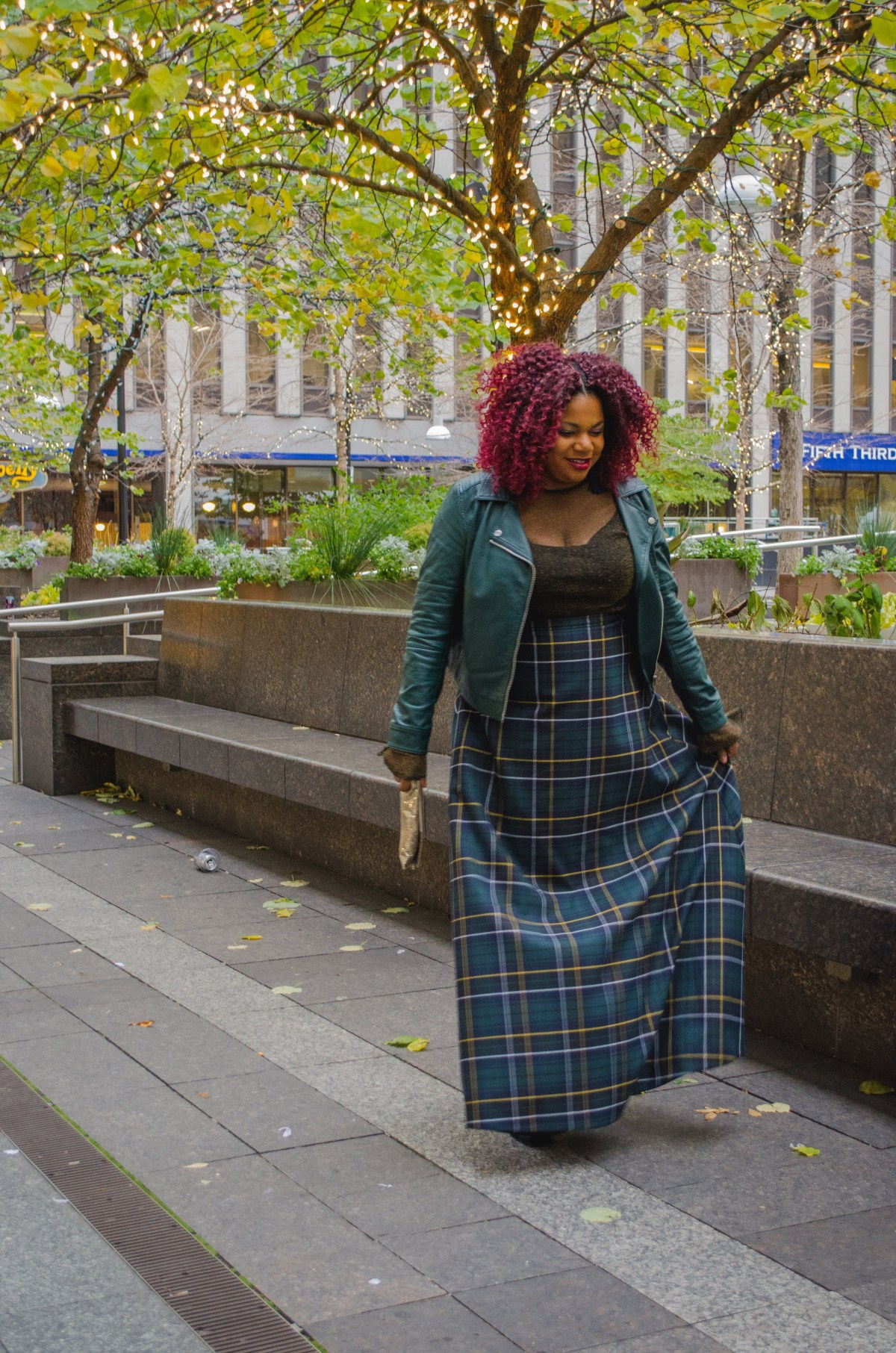 Plaid, It's a Vibe | Wize Style Wednesday