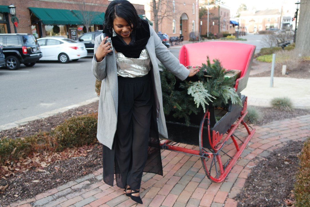 Plus Size Holiday Outfit