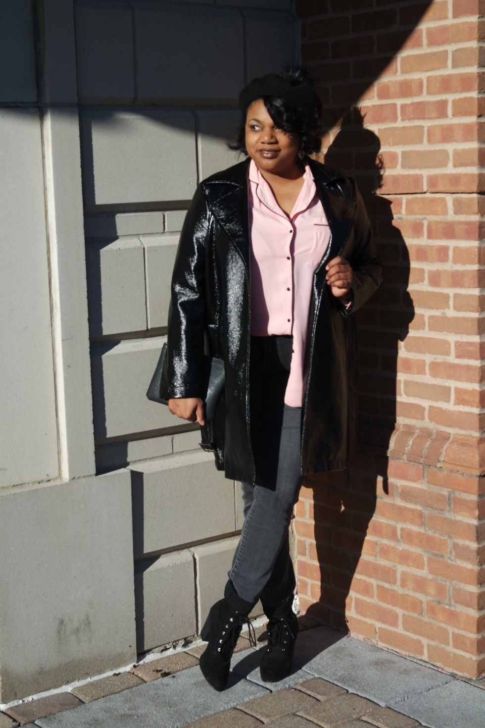 Plus Size Brunch Date Outfit