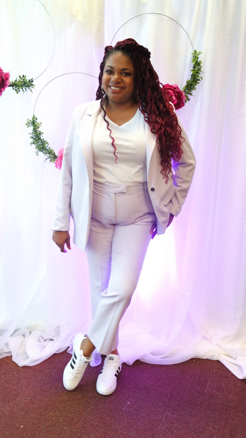 Lavender SimplyBe Suit