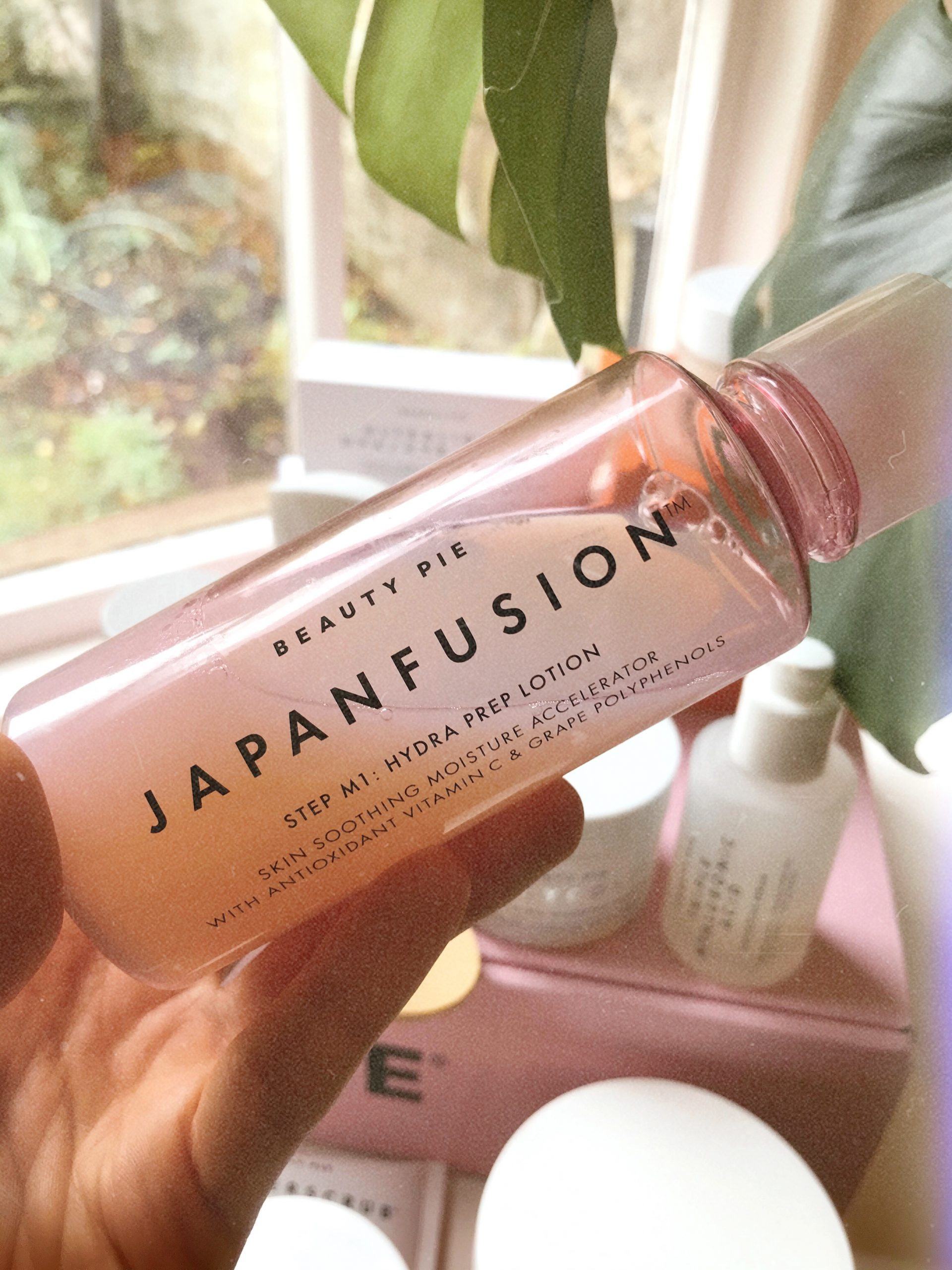 JapanFusion Hydra Prep Lotion Beauty Pie