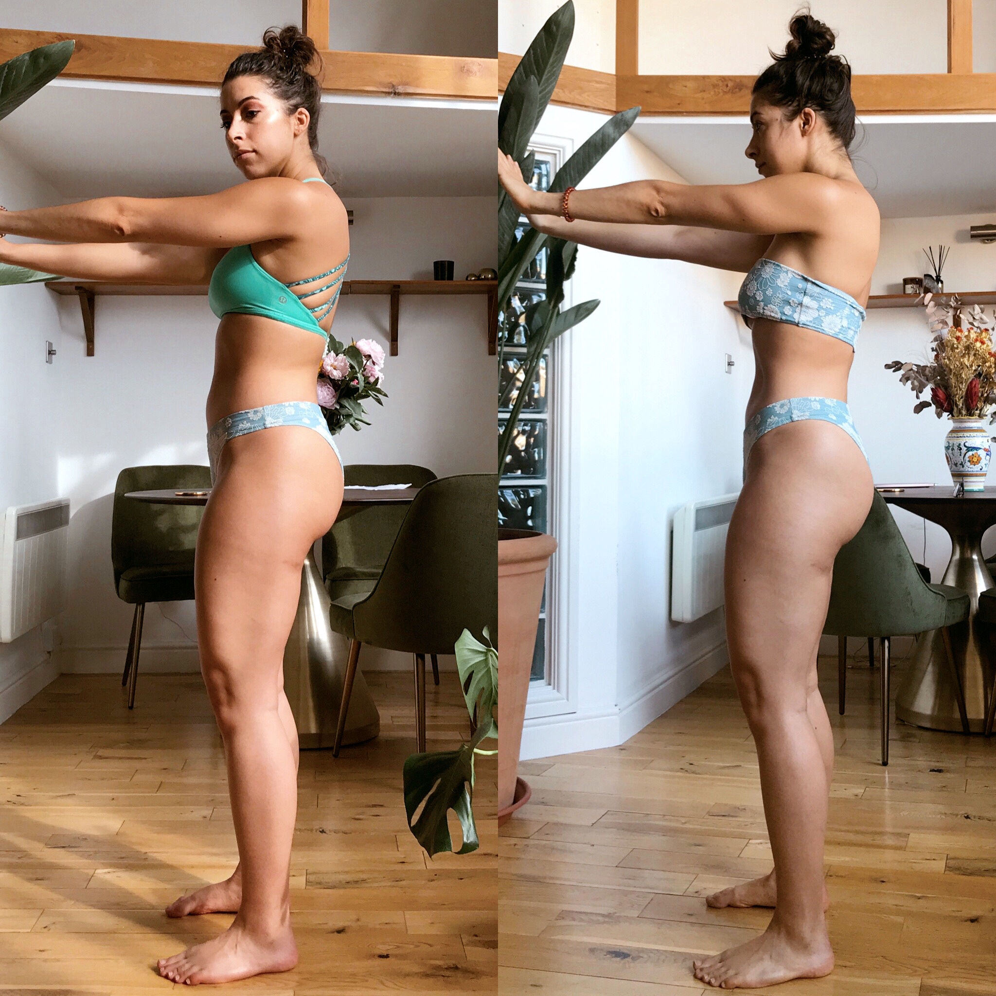 Hey guys! This is part 2 of my review of Madeline Moves' Tighter Together program. It's going to cover all things macros and nutrition, which were integral to my Tighter Together Results. But, if you missed part 1, I would definitely recommend going back and starting there because it explains how the program is set up, what the workouts are like, who the program is right for and more.