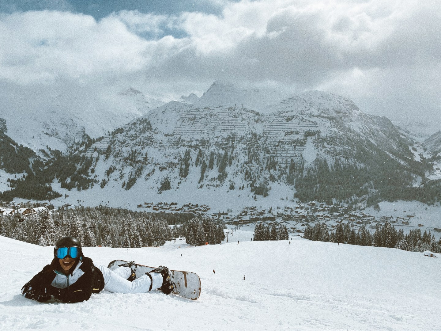 Ski Austria: Lech in Photos