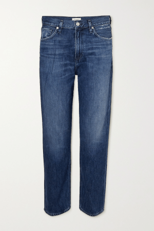 Citizens of Humanity Blue Marlee Tapered Jeans