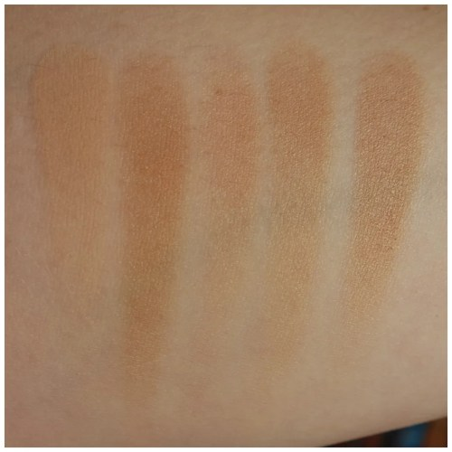 bronzers for pale skin make up for ever benefit butter bronzer physician's formula too faced milk chocolate soleil H&M beauty