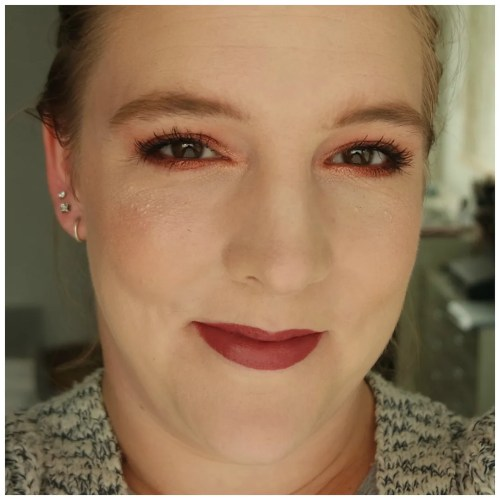 Physician's Formula Butter Blush & Highlighter  Vintage Rouge, Plum Rose & Pearl review swatch