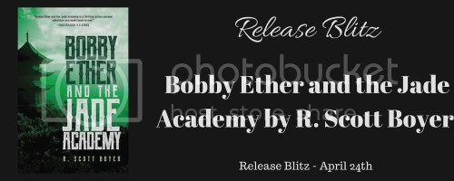 Bobby Ether and the Jade Academy banner