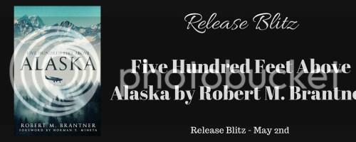 Five Hundred Feet Above Alaska banner