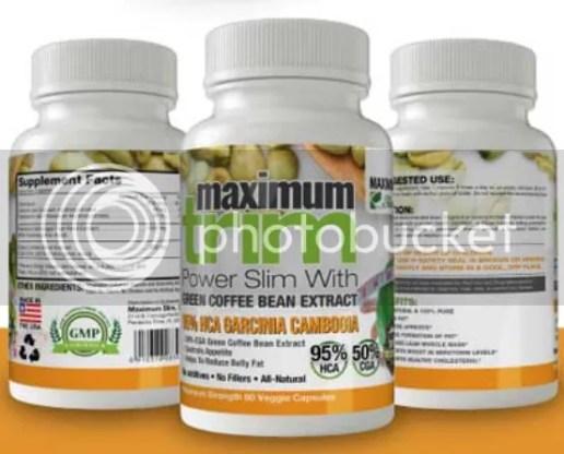 763793d83f9 Maximum Trim Review | Green Coffee Bean and Garcinia Cambogia Pill